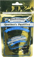 Product picture of Grether's Pastilles Blackcurrant Zuckerfrei Nachfüllbeutel 100g