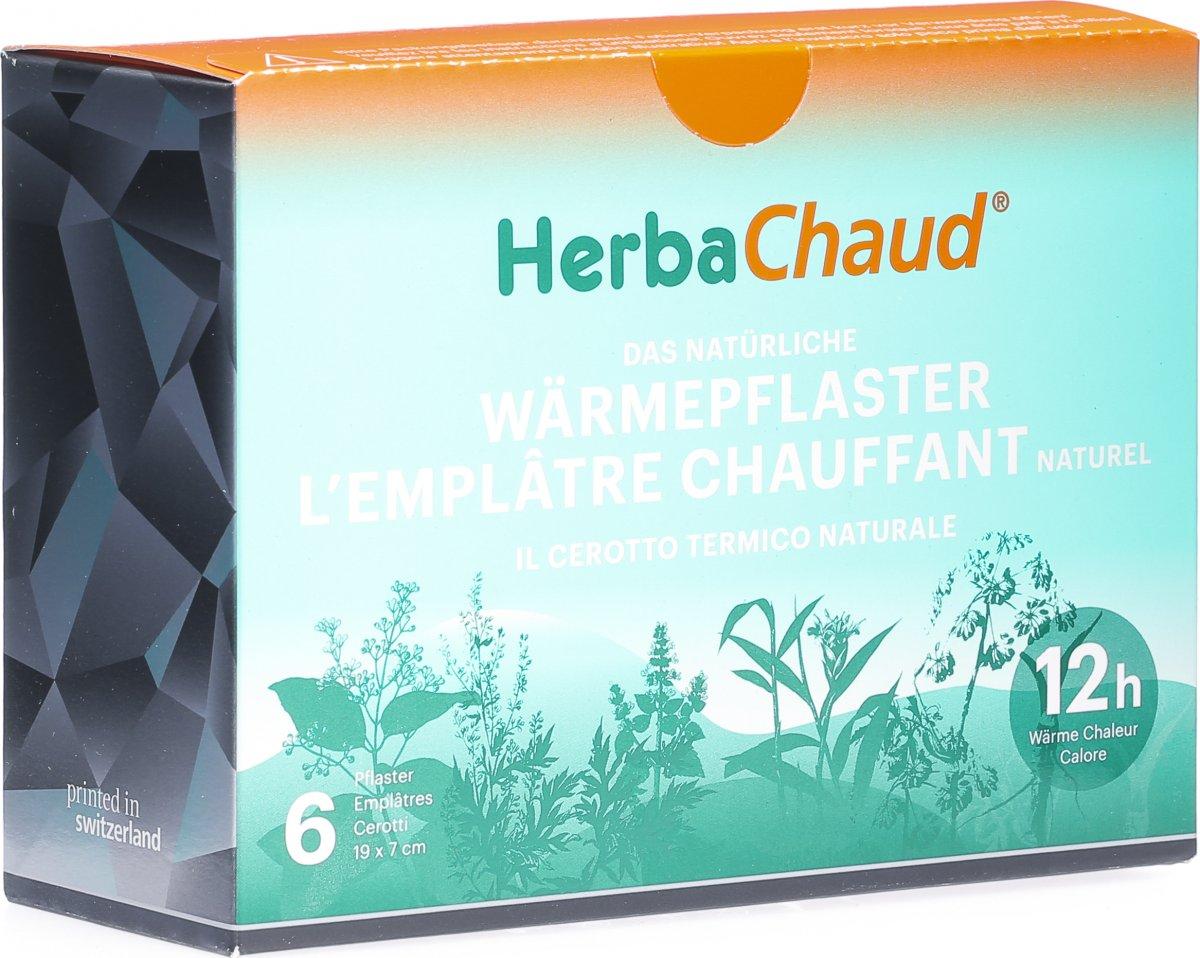 Herbachaud Wärmepflaster 6 Stück