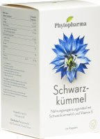 Product picture of Phytopharma Schwarzkümmelöl Kapseln 500mg 170 Stück