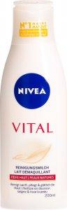 Immagine del prodotto Nivea Visage Vital Verwöhnende Reinigungsmilch 200ml