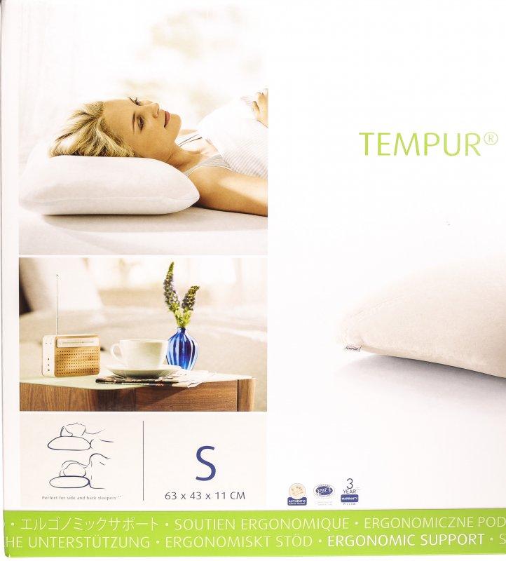 tempur symphony kissen 63x43x11cm mit veloursbezug in der adler apotheke. Black Bedroom Furniture Sets. Home Design Ideas
