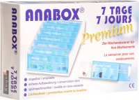 Product picture of Anabox 7 days Premium with light protection Medidispenser