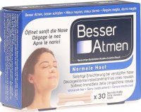 Product picture of Besser Atmen Nose Strips Beige Normal 30 pieces