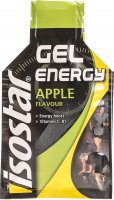 Product picture of Isostar Energy Gel Apple 4 sachets 35g