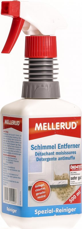 mellerud schimmel entferner 500ml in der adler apotheke. Black Bedroom Furniture Sets. Home Design Ideas