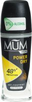 Produktbild von MUM Men Power Dry Antitranspirant 50ml