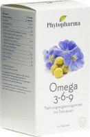Immagine del prodotto Phytopharma Omega 3-6-9 Kapseln 110 Stück