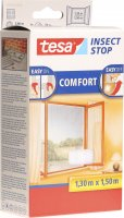 Image du produit Tesa Insect Stop Comfort Fliegengitter für Fenster 1.3x1.5m Weiss