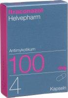 Immagine del prodotto Itraconazol Helvepharm 4 Kapseln 100mg 4 Stück
