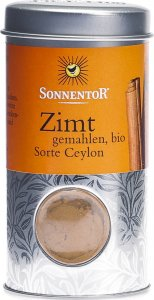 Product picture of Sonnentor Cinnamon ground shaker can