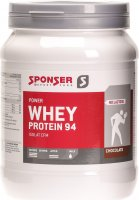 Sponser Whey Protein 94 Chocolate Dose 425g