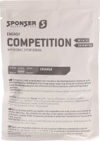 Sponser Energy Competition Orange Pulver Beutel 60g