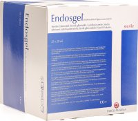 Endosgel Gleitmittel 25x 20ml