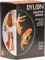 Dylon Kochecht Pulver Goldfish Orange R55 200g