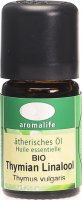 Product picture of Aromalife Thymian Linalol Ätherisches Öl 5ml