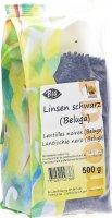 Image du produit Holle Linsen Schwarz Beluga Bio 500g