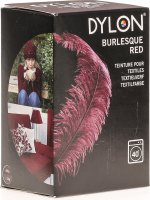 Dylon Kochecht Pulver Burlesque Red R51 200g