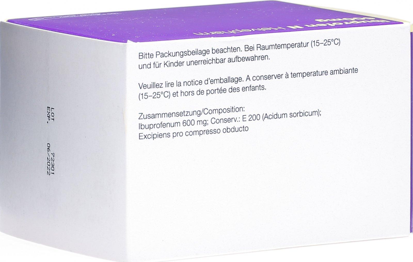 Wie Lange Wirkt Ibuprofen 400