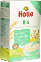 Product picture of Holle Babybrei 3 Korn Bio 250g