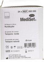 Product picture of Mediset Rundtupfer 4cm 24x 4 Stück