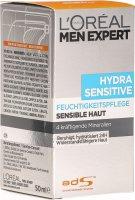 Immagine del prodotto L'Oréal Men Expert Hydra Sensitive Feuchtigkeitspflege Sensible Haut 50ml
