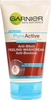 Produktbild von Garnier PureActive Anti-Bibeli Peeling-Washcream 150ml