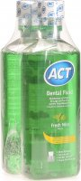 Act Dental Fluid Fresh Mint Duo 2x 500ml