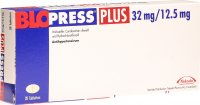 Blopress Plus Tabletten 32/12.5mg 28 Stück