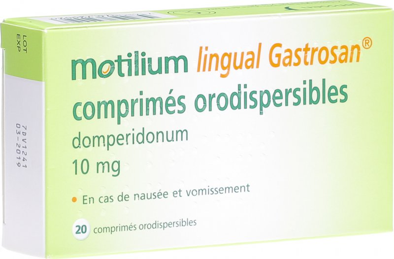 Motilium 10 Mg Pret