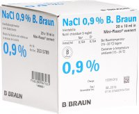 NaCl Braun 0.9% O Best 20 Mini Pl Connect 10ml