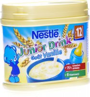 Nestlé Junior Drink Vanille 400g