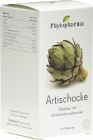 Product picture of Phytopharma Artischocke Tabletten 120 Stück