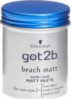 Produktbild von Got2b Beach Matt Paste 100ml