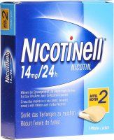 Nicotinell Mittel 7 Pflaster