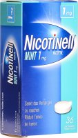 Nicotinell 1mg 36 Lutschtabletten