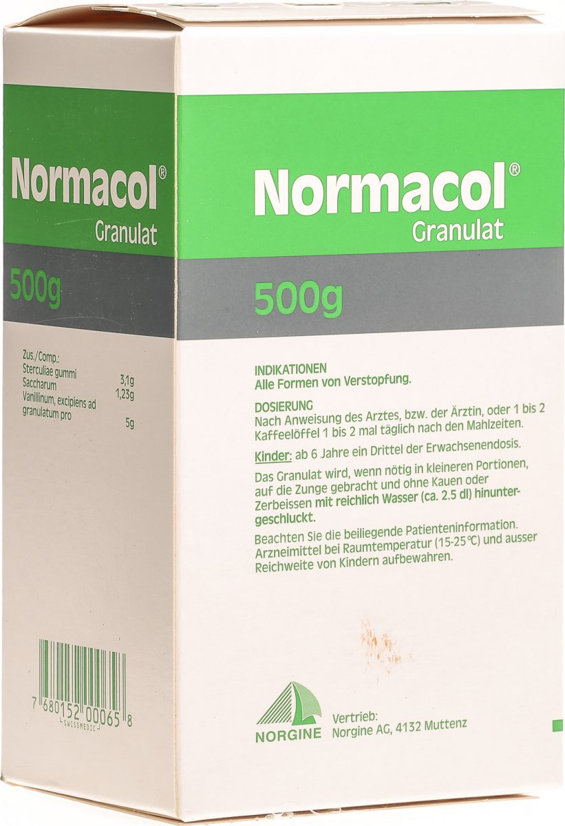 Normacol Granulat 500g
