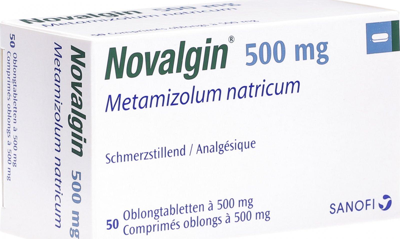 Novaminsulfon ratiopharm 500mg tropfen