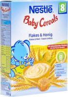 Nestlé Baby Cereals Flakes & Honig 6 Monate 250g