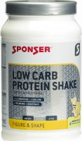 Product picture of Sponser Low Carb Protein Shake Vanille Dose 550g