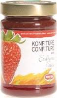 Immagine del prodotto Morga Konfitüre Erdbeere mit Fruchtzucker 350g