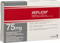 Xeplion Injektionssuspension 75mg/0.75ml Fertigspritze 0.75ml