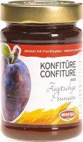 Image du produit Morga Konfitüre Zwetschge mit Fruchtzucker 350g