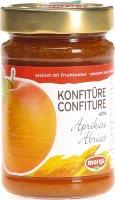 Image du produit Morga Konfitüre Aprikose mit Fruchtzucker 350g