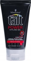 Produktbild von Taft Power Styling Gel Caffeine 150ml