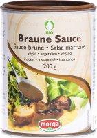 Image du produit Morga Sauce Braun Bio 200g