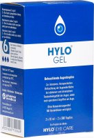 Product picture of Hylo Gel Augentropfen 2x 10ml