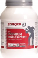 Sponser Premium Muscle Support Strawberry Dose 850g