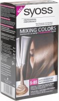 Syoss Mixing Colors 5-85 Cappuccino Braun