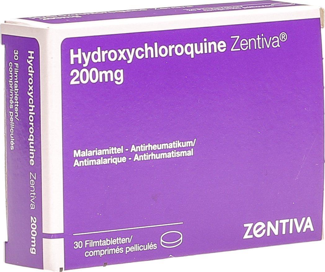 chloroquinphosphat und hydroxychloroquin medikamente