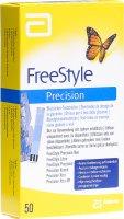 Immagine del prodotto FreeStyle Precision Teststreifen 50 Stück